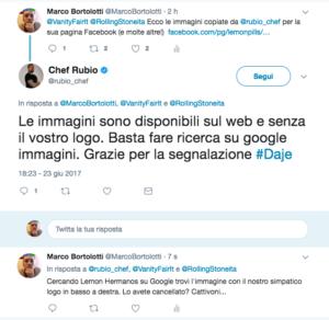 Chef Rubio Lemon Pills Tweet