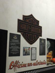 Rock Cover Band di Bologna tra le Harley Davidson