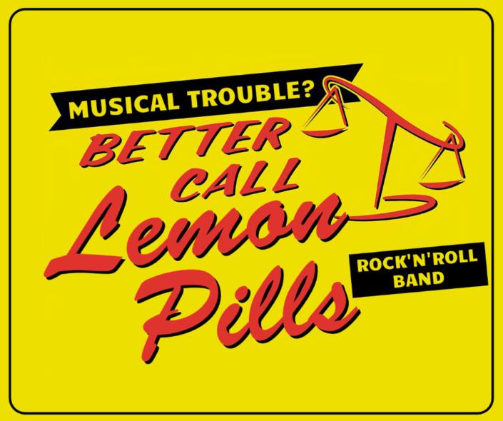 Better Call Lemon Pills